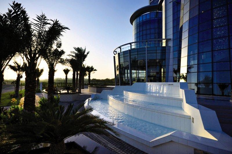 NOVOTEL Abu Dhabi GatePool