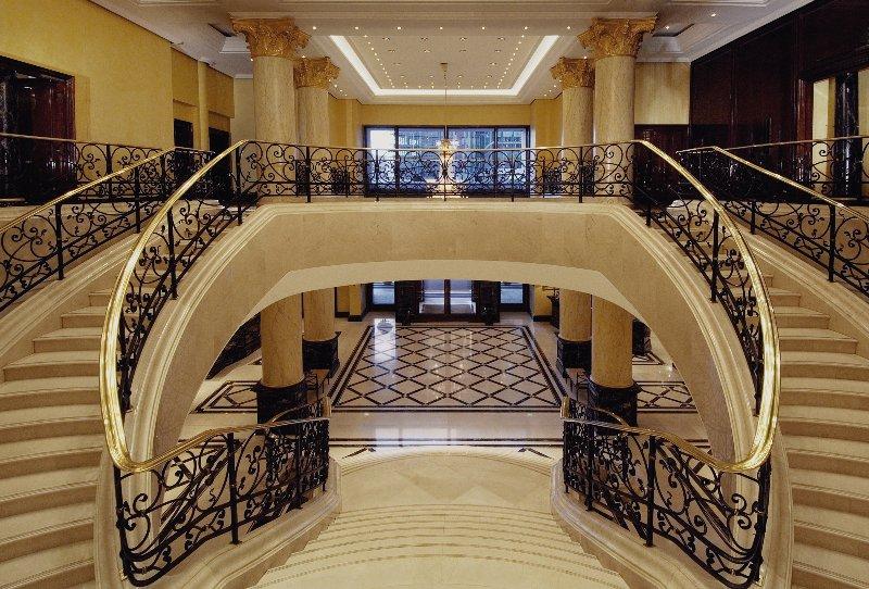 The Ritz Carlton BerlinLounge/Empfang