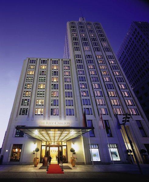 The Ritz Carlton BerlinAuߟenaufnahme