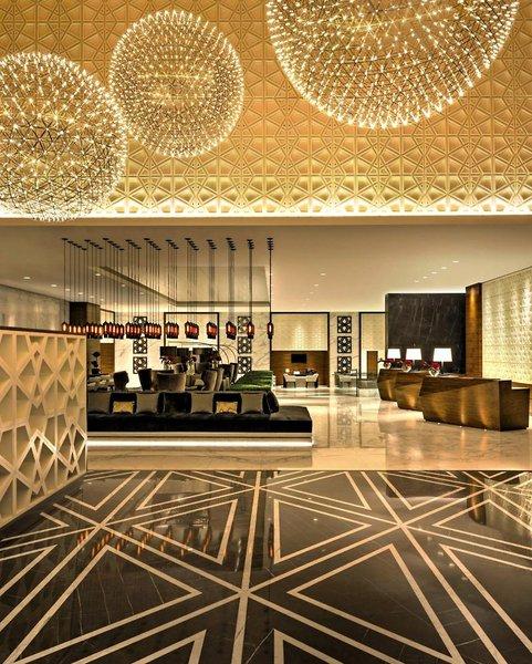 Sheraton Grand HotelLounge/Empfang