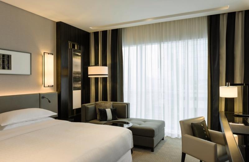 Sheraton Grand HotelWohnbeispiel