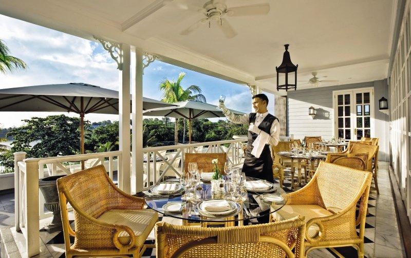 Maritim Resort & Spa MauritiusTerasse