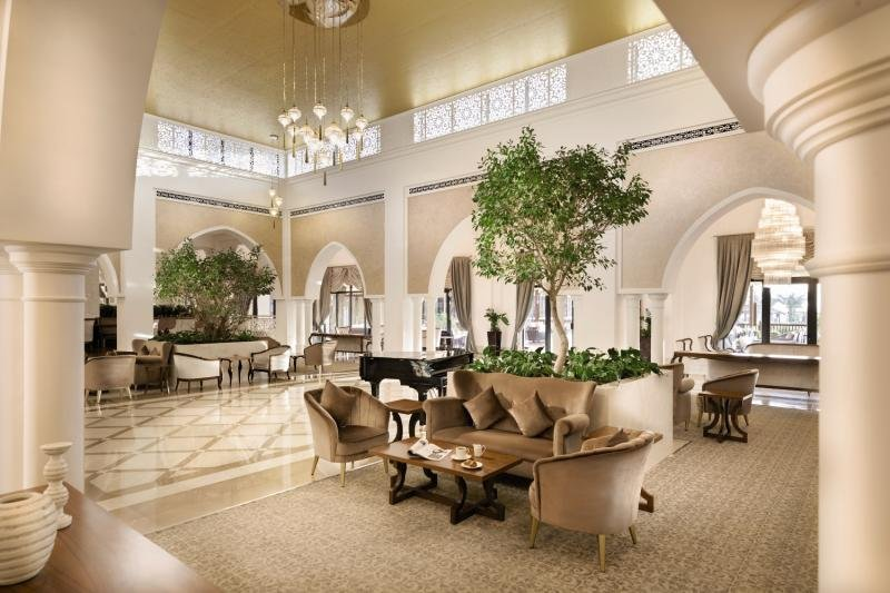 Rixos Bab Al BahrLounge/Empfang