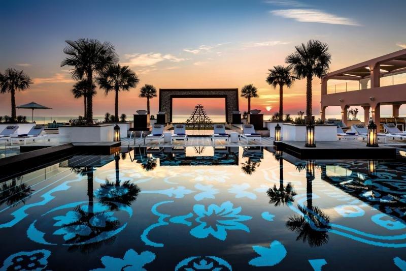 Fairmont Fujairah Beach ResortRestaurant