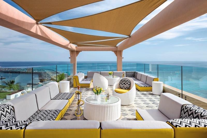 Fairmont Fujairah Beach ResortTerasse