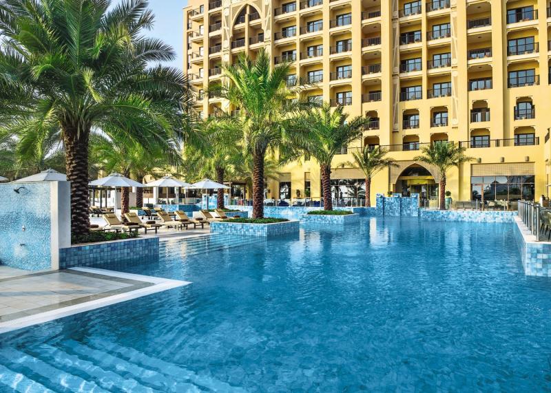 Doubletree by Hilton Resort & Spa Marjan IslandPool