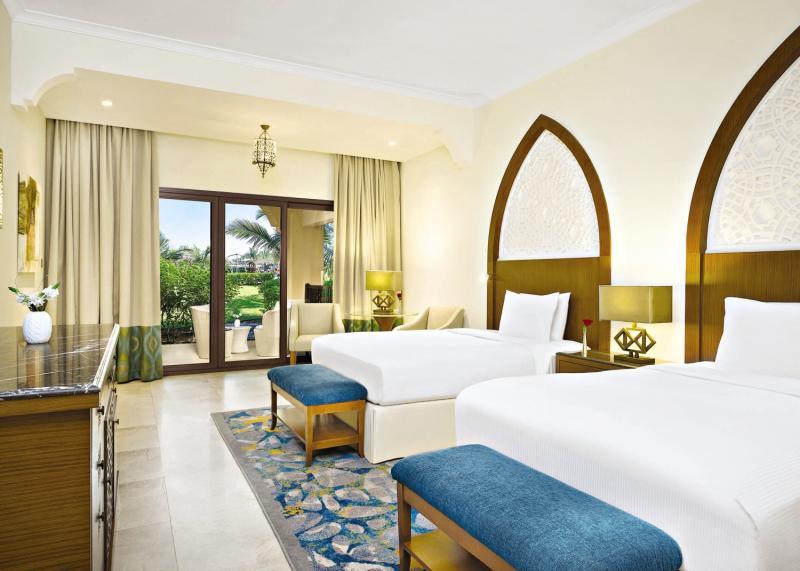 Doubletree by Hilton Resort & Spa Marjan IslandWohnbeispiel