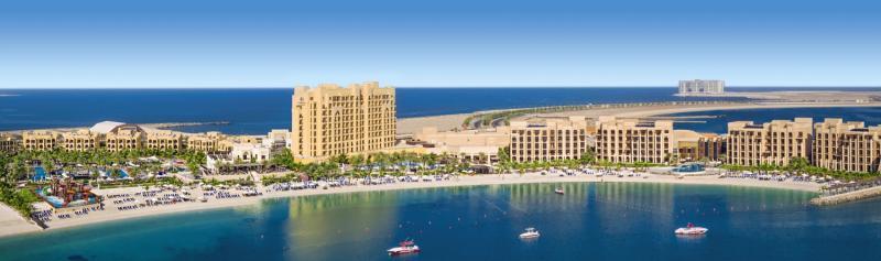 Doubletree by Hilton Resort & Spa Marjan IslandStrand