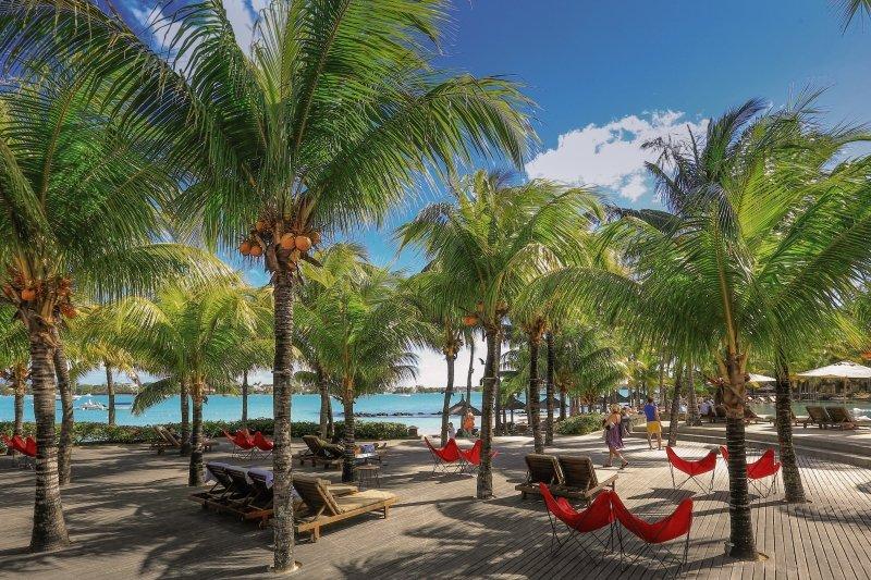 Beachcomber Le MauriciaGarten