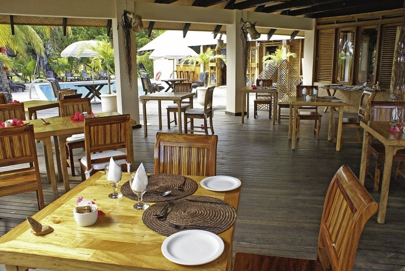 Indian Ocean LodgeRestaurant