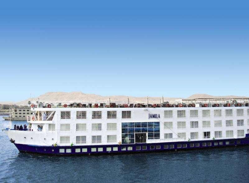 Vorschaubild von Nilkombi M/S Jamila 5* & Hotel Gorgonia Beach 5*