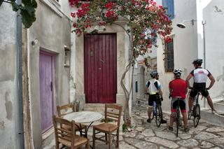 Fahrradrundreise B