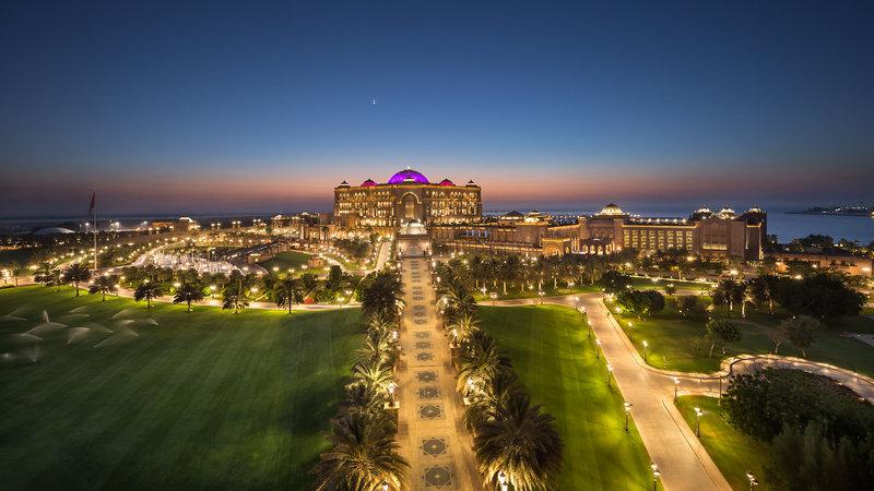 Abu Dhabi ab 1369 € 4