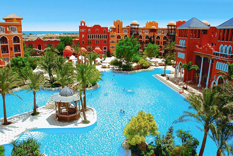 Hurghada ab 318 € 3