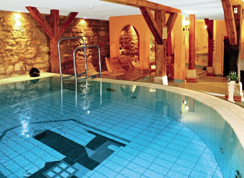 Hotel & Spa Wasserschloss Westerburg in Dedeleben-Westerburg ab 201 €