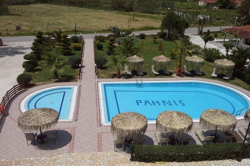 7 Tage in Alikanas (Insel Zakynthos) Pahnis