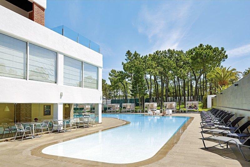 Alcazar Hotel & Spa in Monte Gordo (Algarve) ab 300 €