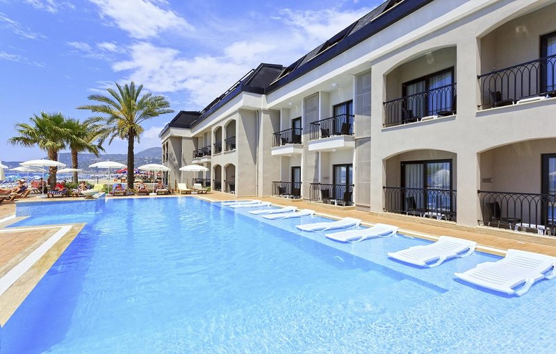 Alaaddin Beach - Erwachsenenhotel in Alanya ab 180 €