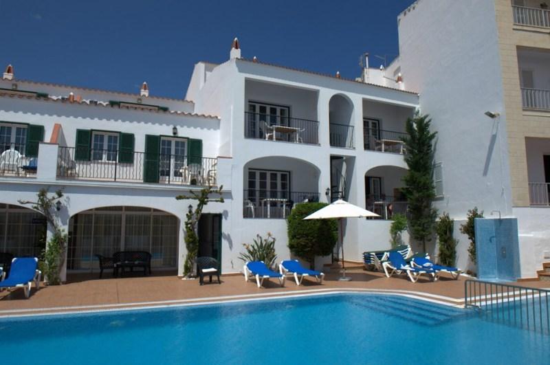 Can Digus in Playa de Fornells, Menorca P
