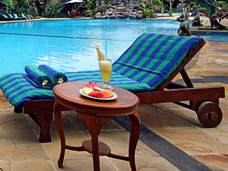 Sari Segara Resort Villas und Spa in Jimbaran, Indonesien - Bali P