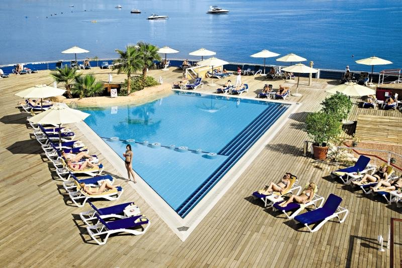 Lido Sharm Hotel in Na'ama Bay, Sinai - Halbinsel
