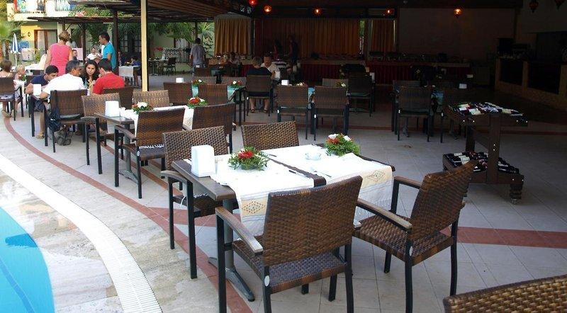 Lemas Suite Hotel by Kulabey in Side, Türkische Riviera TE