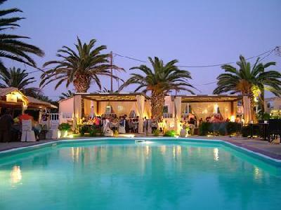 Blue Sea Hotel in Agios Georgios Argirades, Korfu P