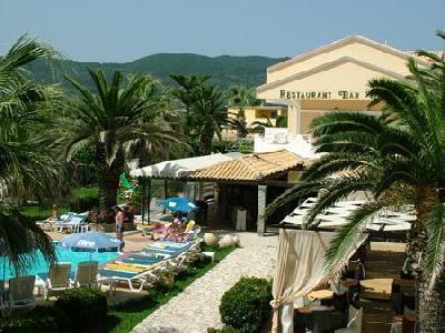 Blue Sea Hotel in Agios Georgios Argirades, Korfu TE