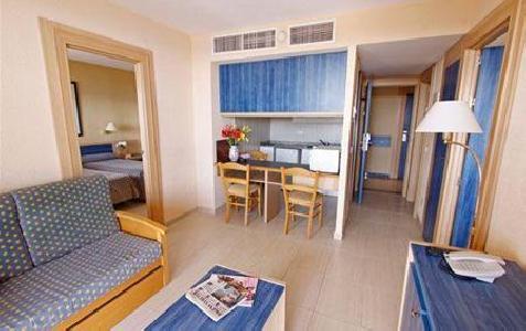 Vistasol Apartamentos in Magaluf, Mallorca W