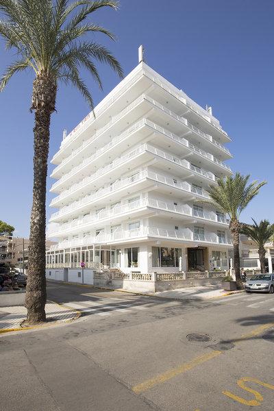 Sultan Hotel in Can Picafort, Mallorca A