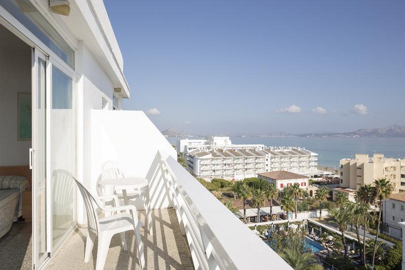 Sultan Hotel in Can Picafort, Mallorca TE