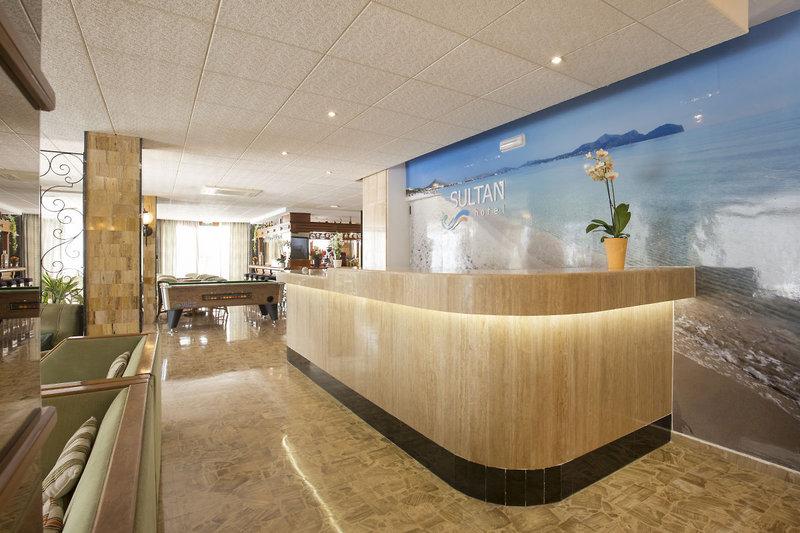 Sultan Hotel in Can Picafort, Mallorca L