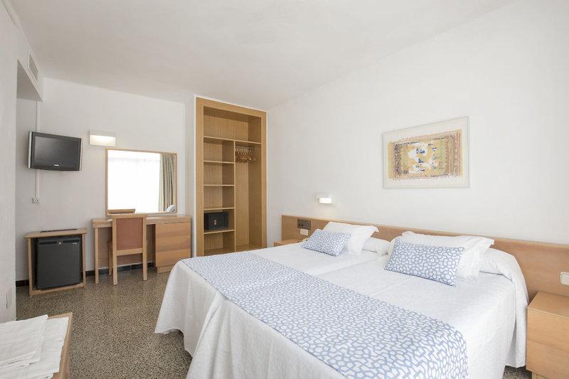 Sultan Hotel in Can Picafort, Mallorca W