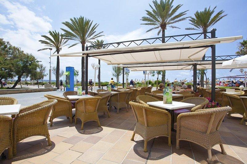 Grupotel Acapulco Playa in Playa de Palma, Mallorca TE