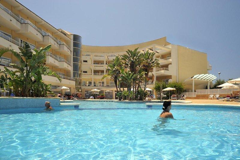 Grupotel Acapulco Playa in Playa de Palma, Mallorca P