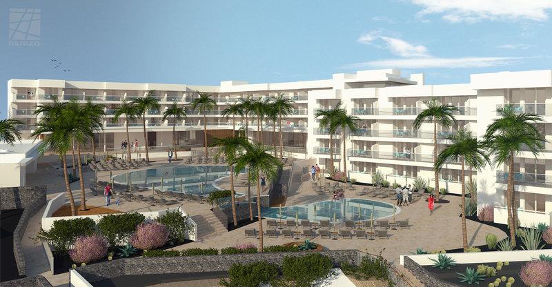 Hotel Lava Beach in Puerto del Carmen, Lanzarote