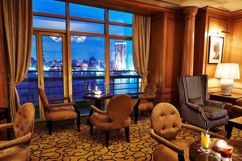 Kempinski Nile Hotel in Kairo, Kairo & Umgebung