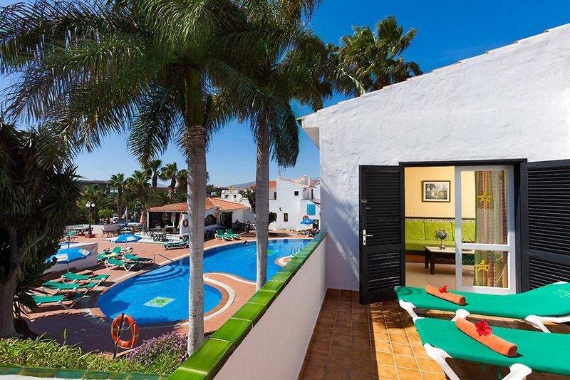 Apartamentos Puerto Caleta in Caleta de Fuste, Fuerteventura P