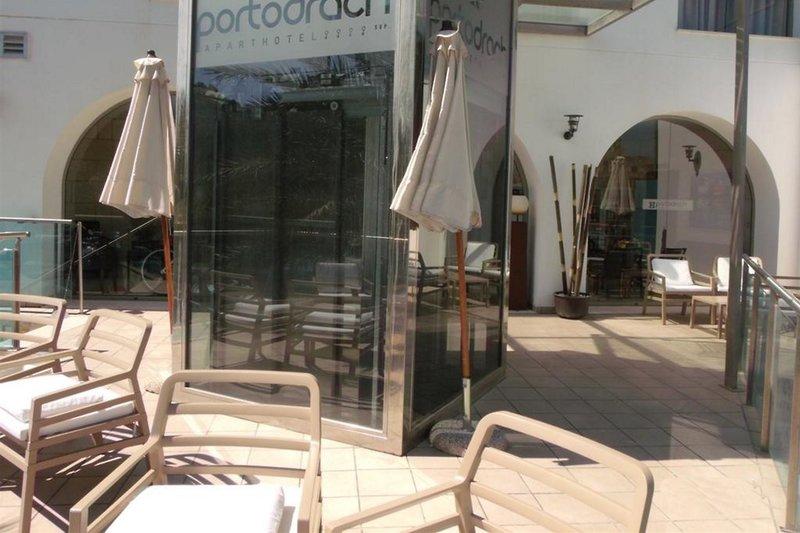 Aparthotel Portodrach in Porto Cristo, Mallorca WEL