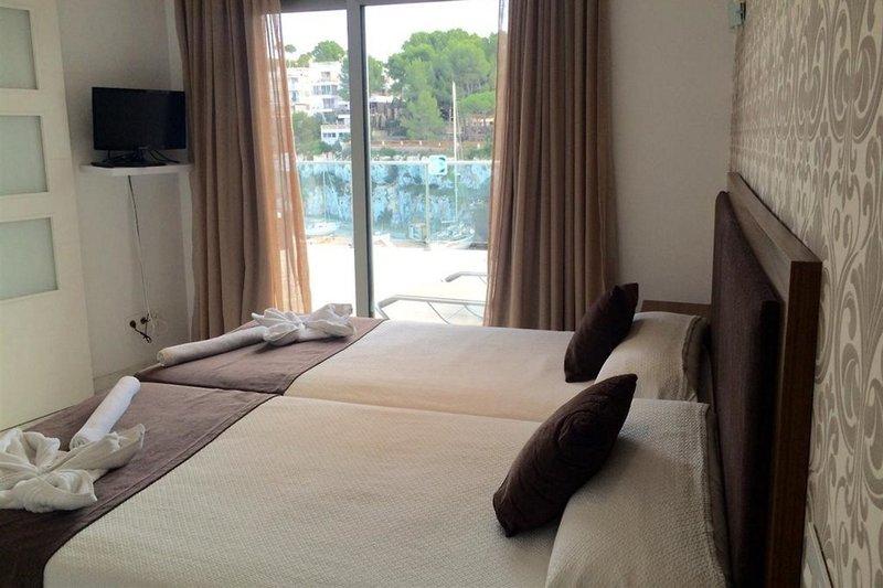 Aparthotel Portodrach in Porto Cristo, Mallorca W