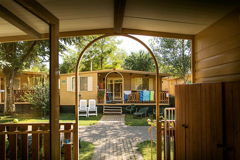 Camping Family Park Altomincio in Salionze, Gardasee & Oberitalienische Seen A