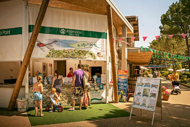 Camping Family Park Altomincio in Salionze, Gardasee & Oberitalienische Seen PE