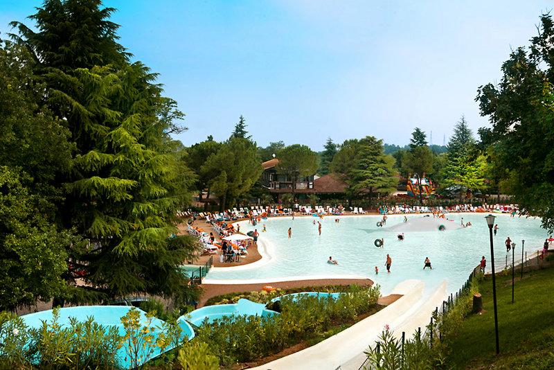 Camping Family Park Altomincio in Salionze, Gardasee & Oberitalienische Seen S