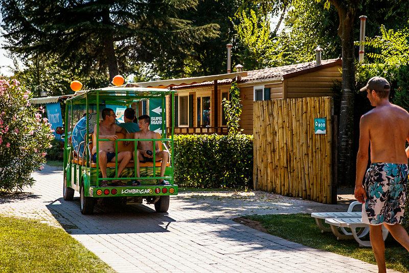 Camping Family Park Altomincio in Salionze, Gardasee & Oberitalienische Seen GA