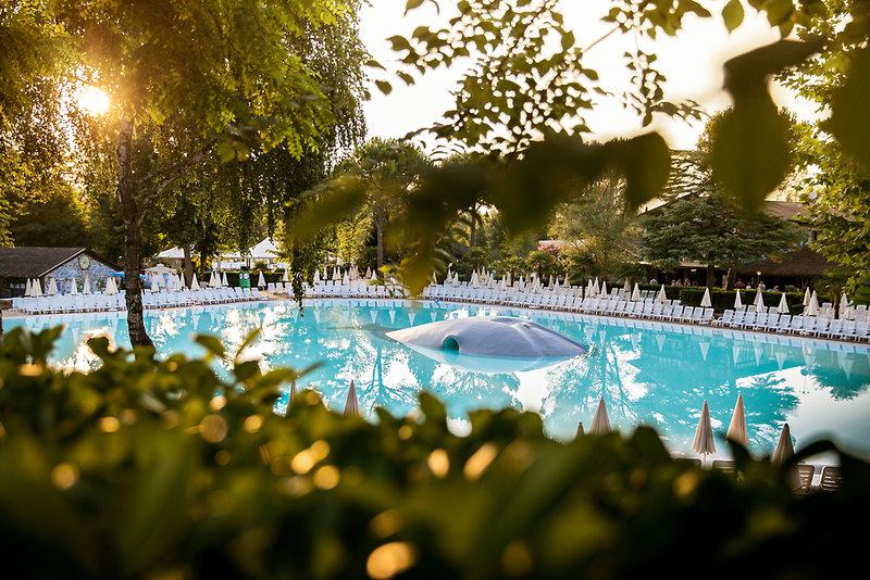 Camping Family Park Altomincio in Salionze, Gardasee & Oberitalienische Seen P