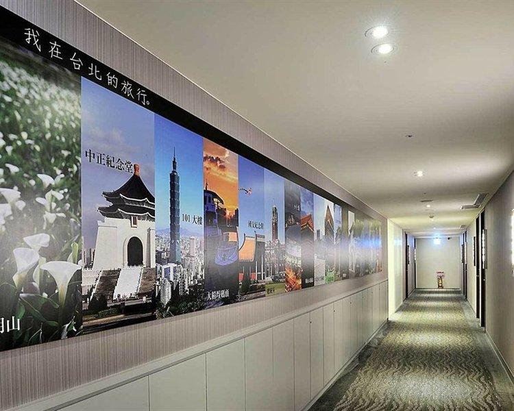 Cu Hotel in Taipeh, Taiwan BA