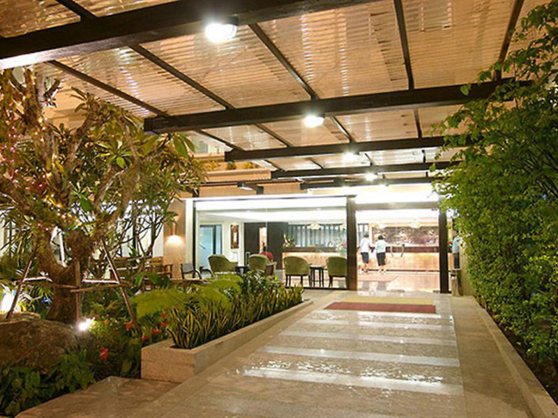 Royal Panerai Hotel in Chiang Mai, Nord-Thailand A