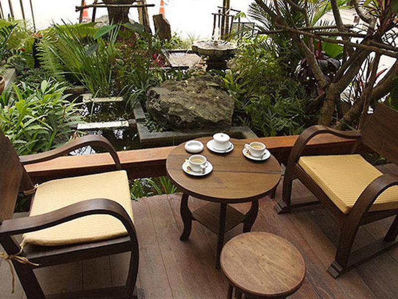 Royal Panerai Hotel in Chiang Mai, Nord-Thailand TE
