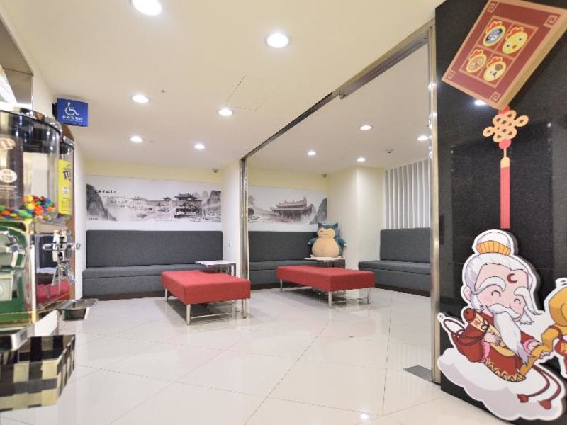 Cu Hotel in Taipeh, Taiwan L