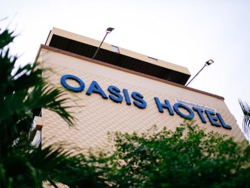 Oasis Chiang Mai in Chiang Mai, Nord-Thailand A